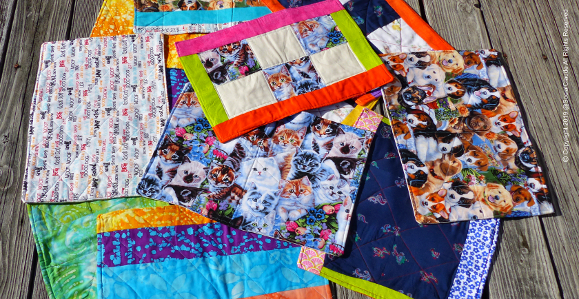Quilting For Rescue Pets 🧵